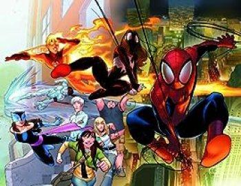 "Cover of ""Ultimate Comics Spider-Man Vol...."