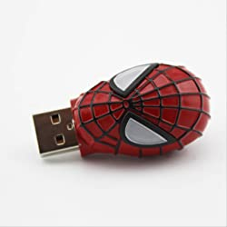 Spider Man スパイダーマン USB2.0 フラッシュメモリ 8GB [並行輸入品]