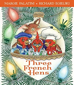 "Cover of ""Three French Hens"""