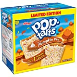 Kellogg's Pop-Tarts - Pumpkin Pie (Limited Edition) - 12 Toaster Pastries, 21.1-oz. Box