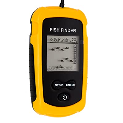 Best Handheld Fish finder reviews 02