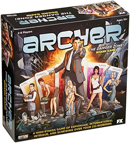 Archer Board Game