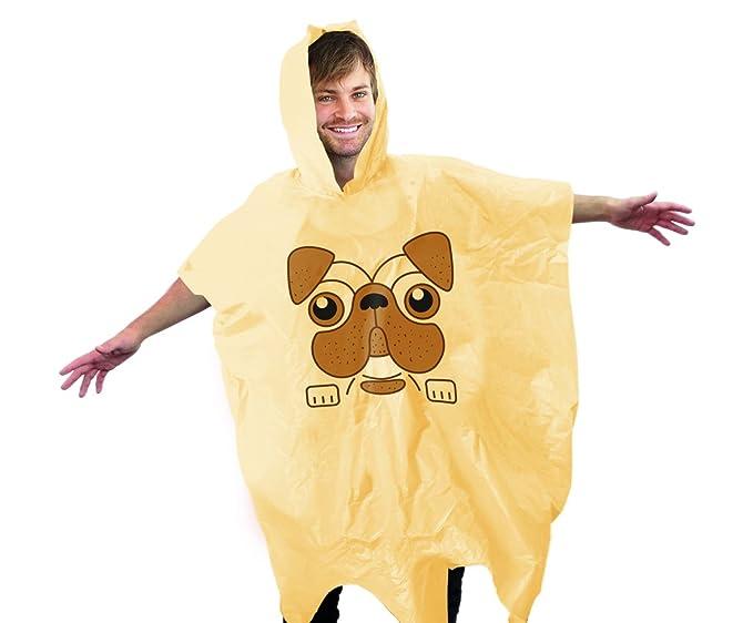 Pug Dog Poncho