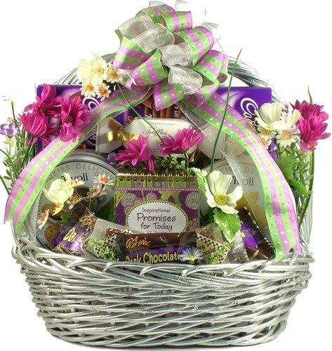 Spring Festival Gourmet Easter Gift Basket