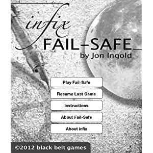 infix: Fail-Safe (Interactive Fiction for Kindle) by black belt games