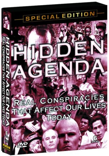 Hidden Agenda: Real Conspiracies That Affect Our [DVD] [Import]