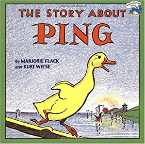 """Cover of """"The Story about Ping (Reading R..."""