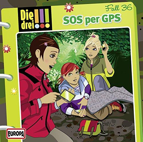 Die drei !!! (36) SOS per GPS