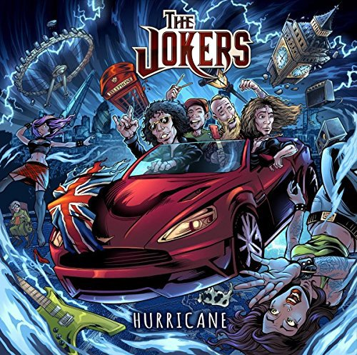 THE JOKERS Hurricane