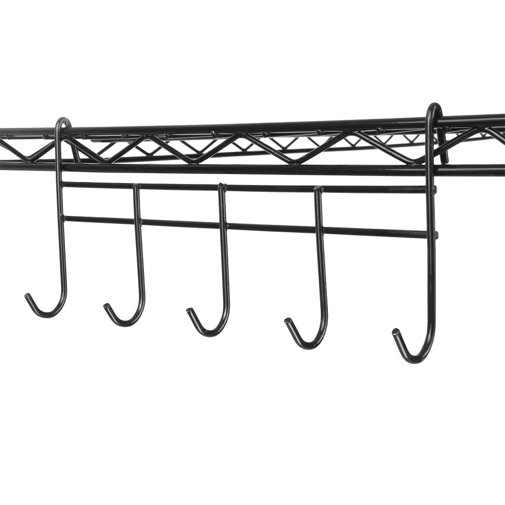 Langria 5 Tier Garage Shelving Shelving Unit Storage Rack