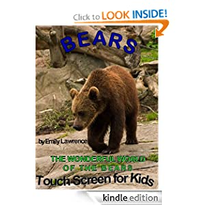 Bears - The wonderful world of the Bears - Touch Screen for Kids (ANIMALS)