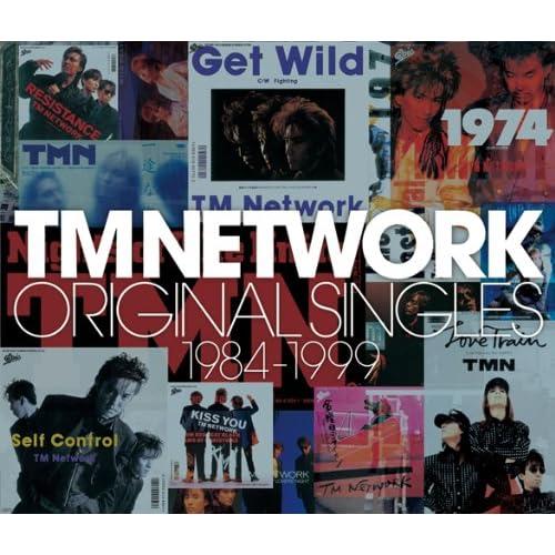 TM NETWORK ORIGINAL SINGLES 1984-1999をAmazonでチェック!