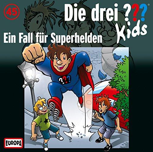 Die drei ??? Kids (45) Ein Fall für Superhelden - Europa 2015