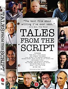 "Cover of ""Tales from the Script"""