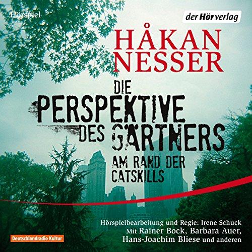 Håkan Nesser - Die Perspektive des Gärtners (Der Hörverlag)