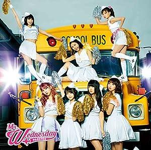 【早期購入特典あり】Mr.Wednesday (ファーストクラス盤/Type-A)(DVD付)(ポストカード付)