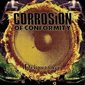 COC - Deliverance album cover