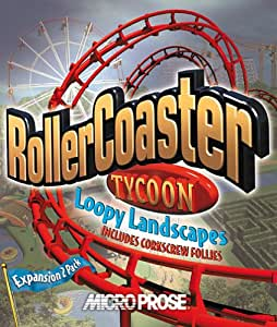 Roller Coaster Tycoon Loopy Landscapes Jewel