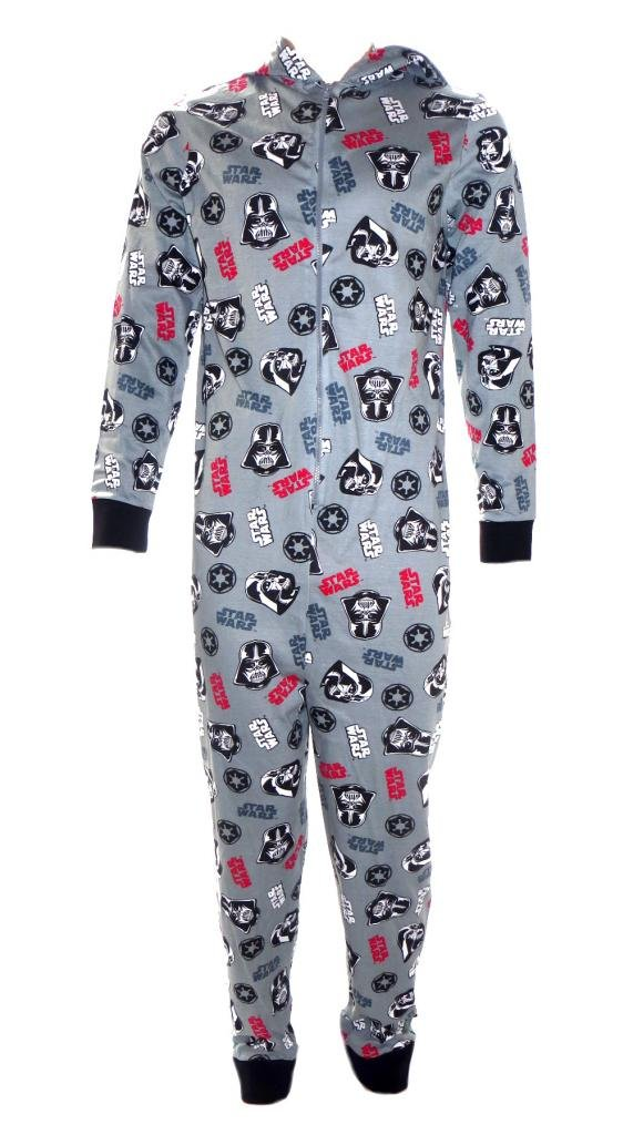 Star Wars Hooded All in One Pajamas Onesie