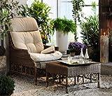 Mirabeau Lounge-Sessel mit Kissen