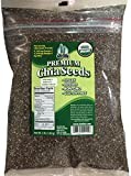 Marquis-Nutra Foods / Get Chia Brand Certified Organic Chia Seeds - 3 TOTAL POUNDS = ONE x 3 Pound Bag