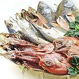 お歳暮 ギフト 対応商品 全品国内産 干物 6種類 12枚 セット (サンマ みりん干 金目鯛入り)