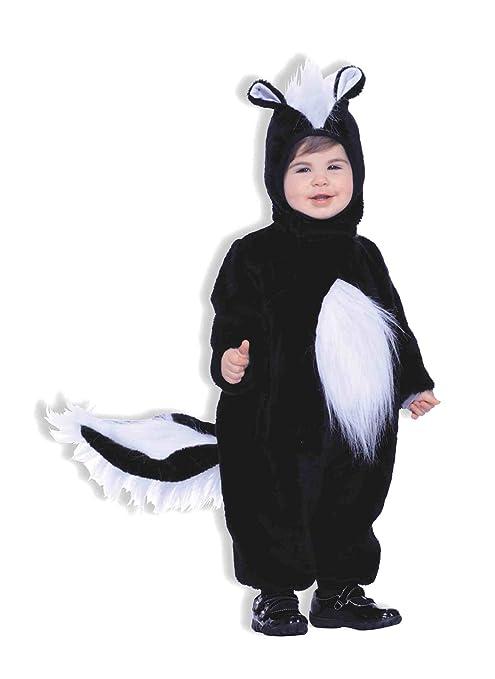 Forum Novelties Plush Skunk Child Costume, Toddler