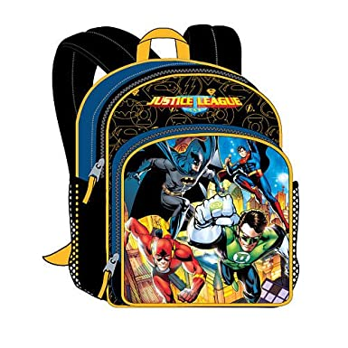 Justice League 16 Backpack
