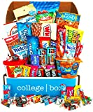 Deluxe Snacks Care Package (40 count)