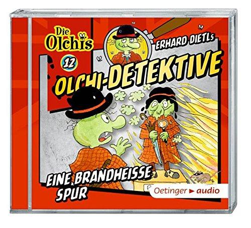 Die Olchi-Detektive (12) Eine brandheiße Spur