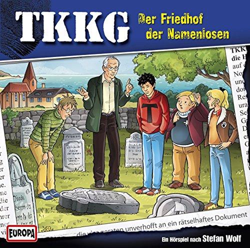 TKKG (194) Der Friedhof der Namenlosen - Europa 2015