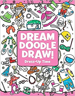 Subscription Box Swaps Dream Doodle Draw Coloring Book