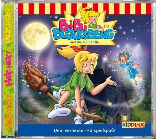 Bibi Blocksberg (110) Bibi und die kleine Elfe (Kiddinx)