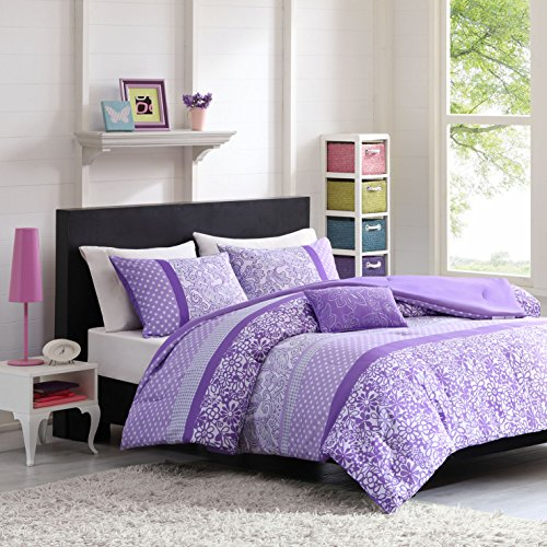Mizone Riley Comforter Set Full Queen