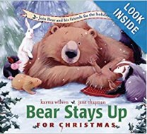 Bear's friends are determined to keep Bear awake for Christmas!