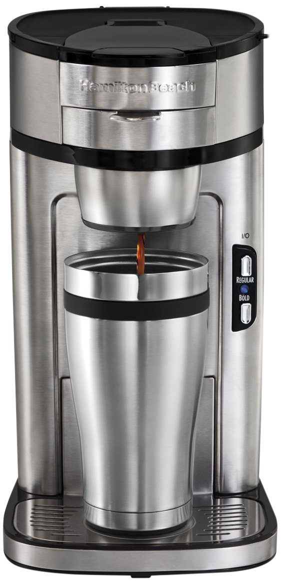 Image Result Forton Beach Single Serve Scoop Coffee Maker Stainless Steel