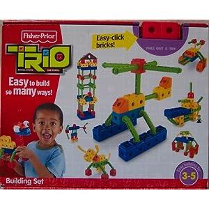 Fisher-Price TRIO Building Set