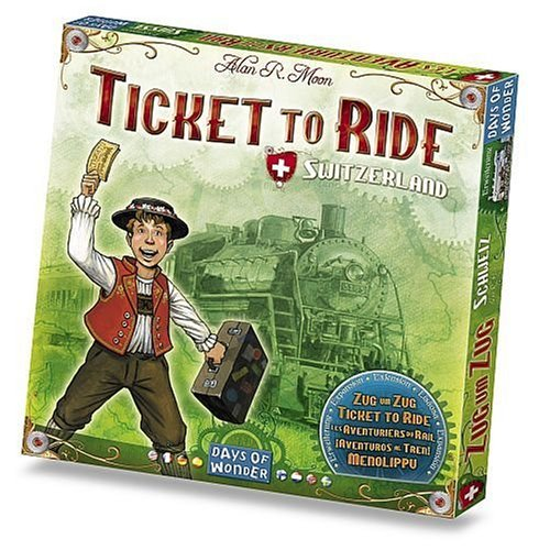 Ticket to ride game review