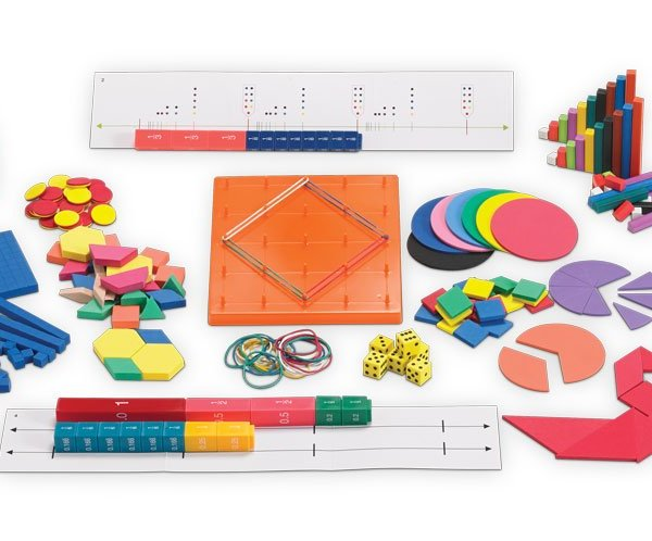 manipulatives - maths