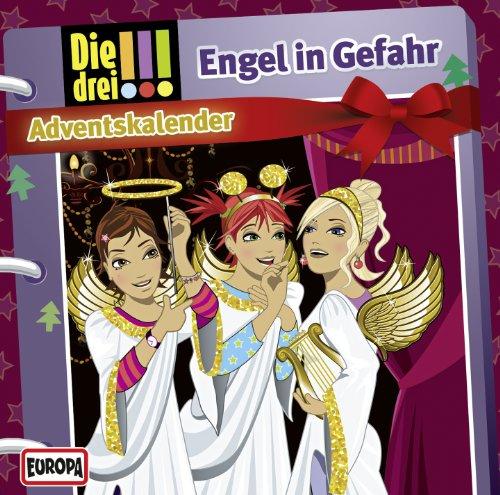 Die drei !!! (Adventskalender) Engel in Gefahr (Europa)