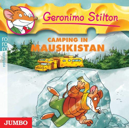 Geronimo Stilton - Camping in Mausikistan (Jumbo)