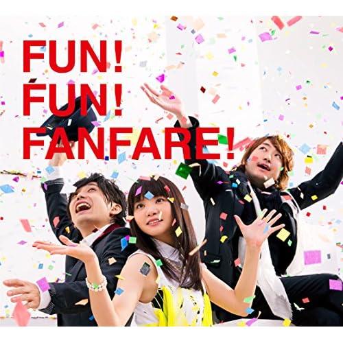 FUN! FUN! FANFARE! (初回生産限定盤)をAmazonでチェック!