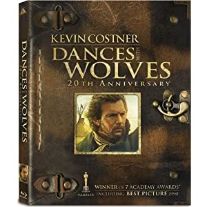 "ENTER TO WIN A BLU-RAY COPY OF ""DANCES WITH WOLVES: 20th ANNIVERSARY EXTENDED CUT"" 1"
