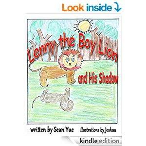 "Children's books : "" Lenny the Boy Lion and His Shadow ..."