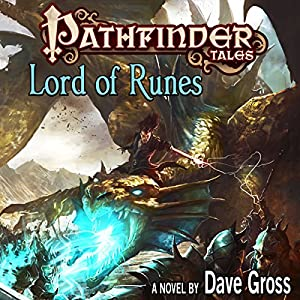 Pathfinder Tales: Lord of Runes Audiobook