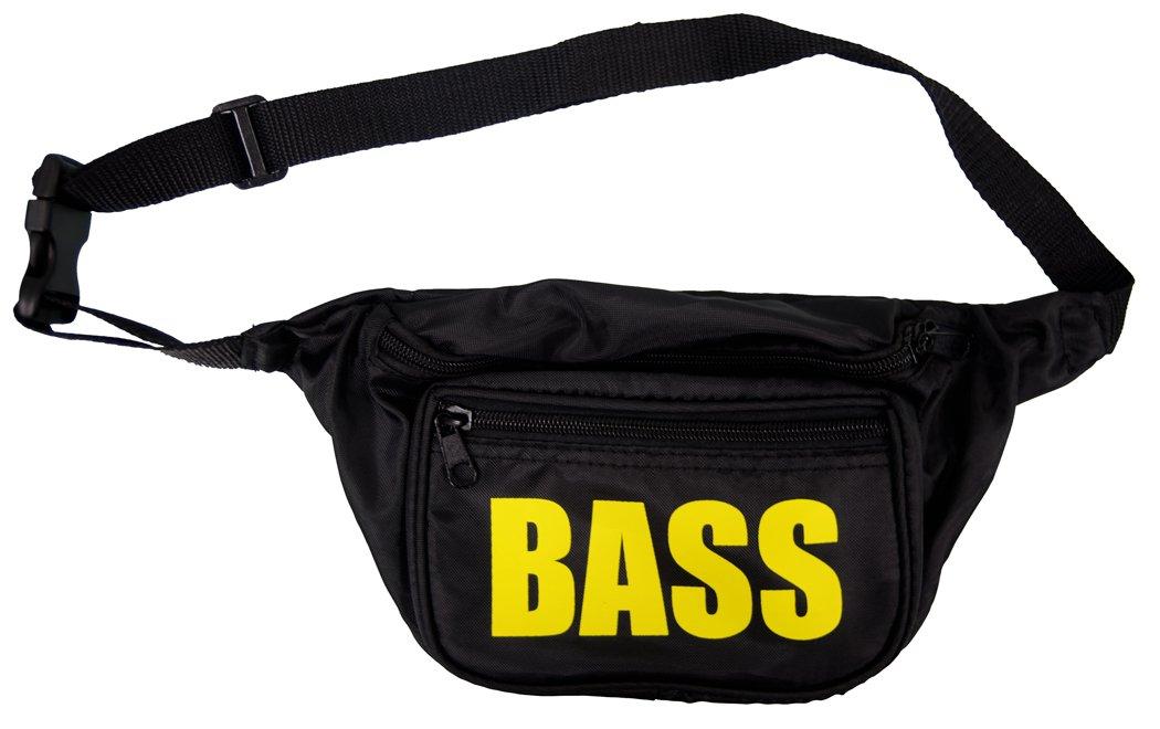 Bass Fanny Pack for EDM Festivals Concerts