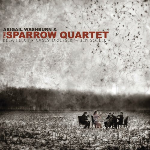 CD Cover: Abigail Washburn & the Sparrow Quartet