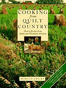 "Cover of ""Cooking from Quilt Country : He..."