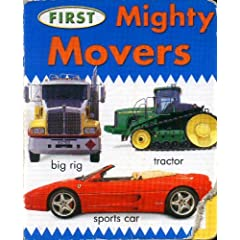 Cover of First Mighty Movers