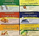 Bigelow Mixed Herb Teas, 118 Count
